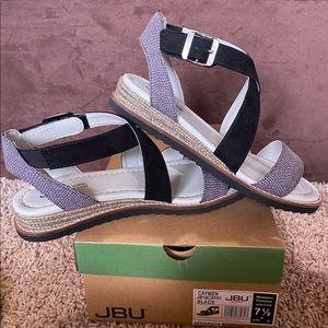 NIB-Jambu Mini-Espadrilles Sandals